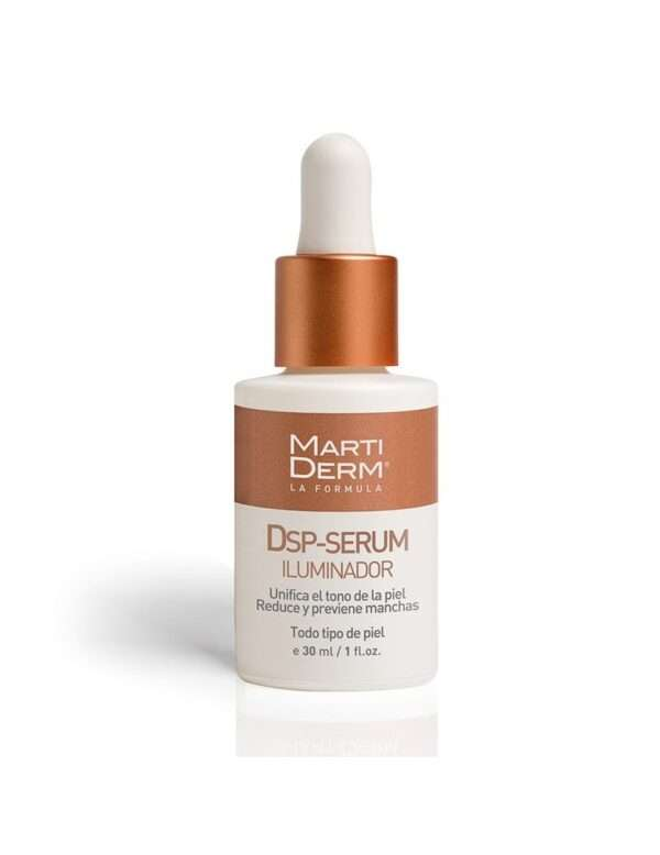 dsp illuminating serum