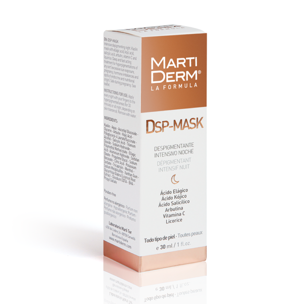 dsp mask packaging